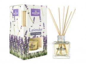 Santini Lavender levandule bytová vůně aroma difuzér