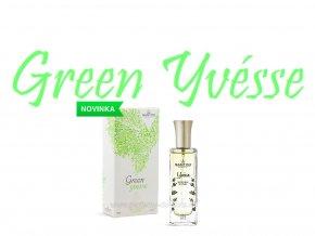Santini Green Yvésse dámský parfém 50ml akce