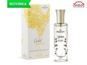 Santini Gold Yvésse - dámský parfém