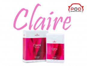 Santini Claire MINI - dámský parfém do kapsy