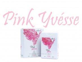 Santini Pink Yvesse 20ml dámský parfém do kabelky