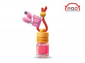 L&D Little Bottle Cotton Candy - Cukrová vata