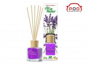 Air Natur LAVENDER - Levandule L&D Aromaticos - bytový difuzér