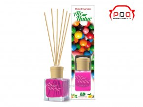 Air Natur Bubblegum - Žvýkačky L&D Aromaticos - bytový aroma difuzér
