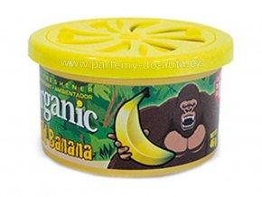 L&D Organic Wild Banana Banán