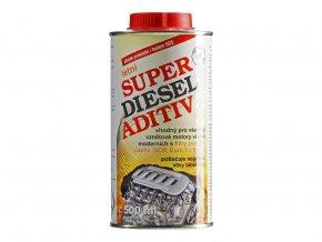 VIF Super Diesel Aditiv Letní nejlepší české aditivum