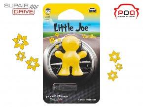 Little Joe Vanilla Vanilka žlutý panáček do auta