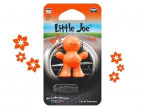 Little Joe Fruit ovoce oranžový panáček do auta