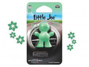 Little Joe Fresh Mint máta zelený panáček do auta