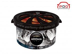 Aroma Car Oragnic BLACK