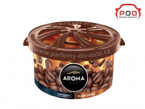 Aroma Car Oragnic BLACK COFFEE