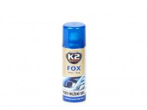 sprej proti zamlžení oken auta Fox K2