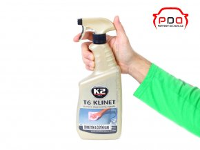 Čistič laku a odmašťovač T6 Klinet K2