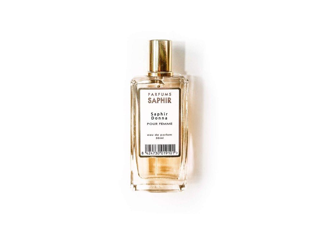 SAPHIR - SAPHIR Donna (Méret 50 ml)
