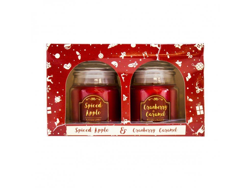 ARÔME - SpicedApple+Cranberry &Caramel