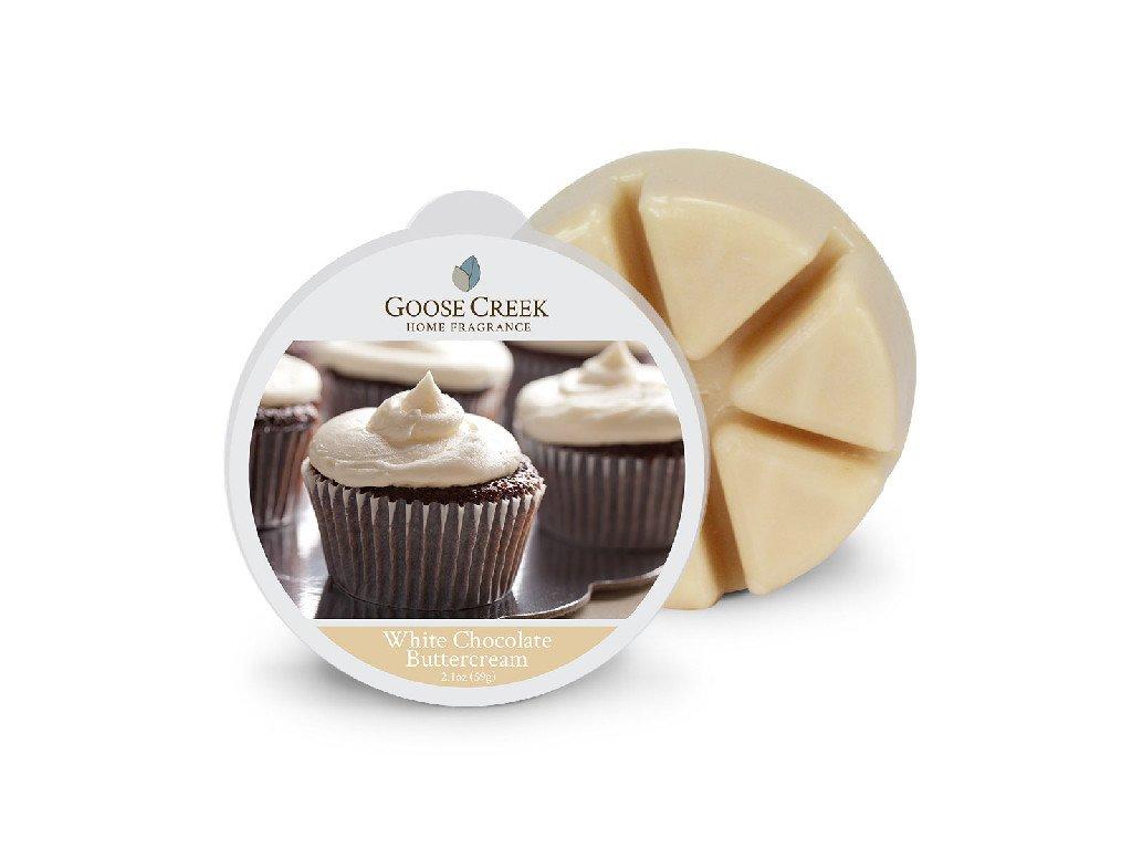 Goose Creek - Fehér csokoládé  Gyertyaviasz 59 g