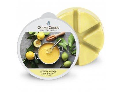 Goose Creek - Citronovo-vanilkové těsto