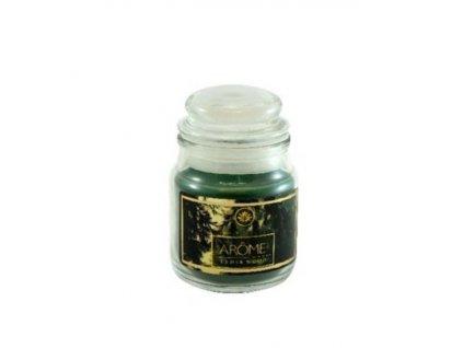 ARÔME - Cédrusfa  Illatgyertya üvegben 85 g