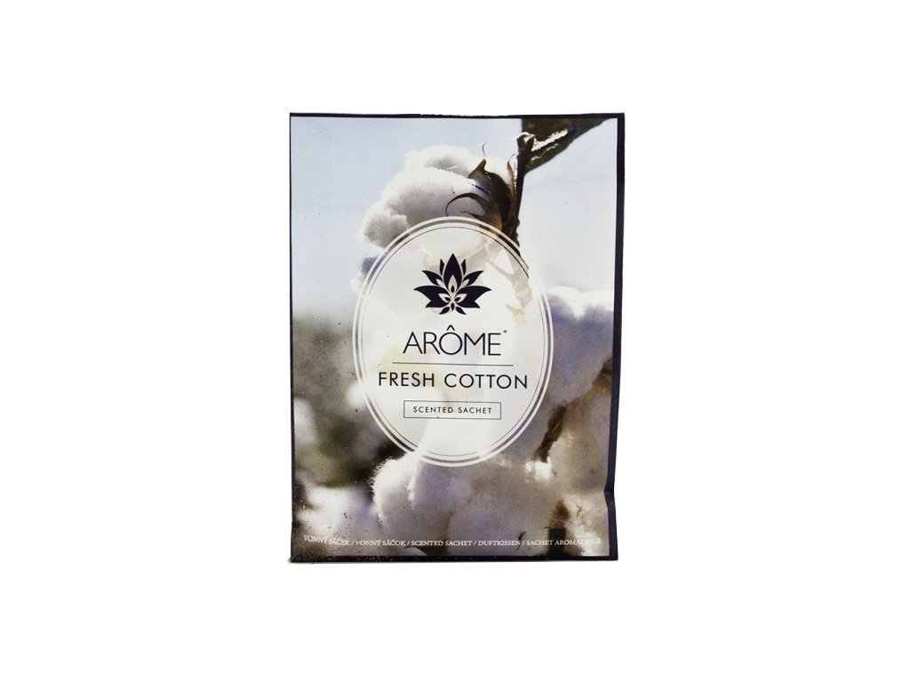 ARÔME - Fresh Cotton - Pungă aromată