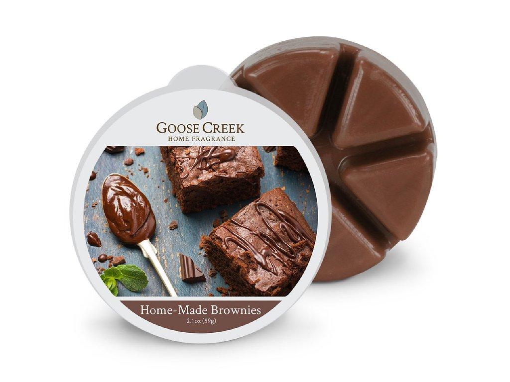 Goose Creek - Brownies - Ceară parfumată 59 g