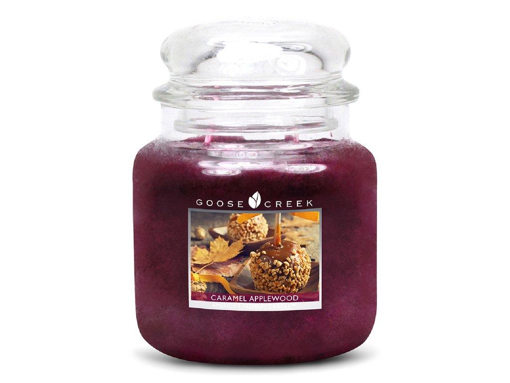 Goose Creek - Mere cu caramel - Lumânare parfumată 450 g