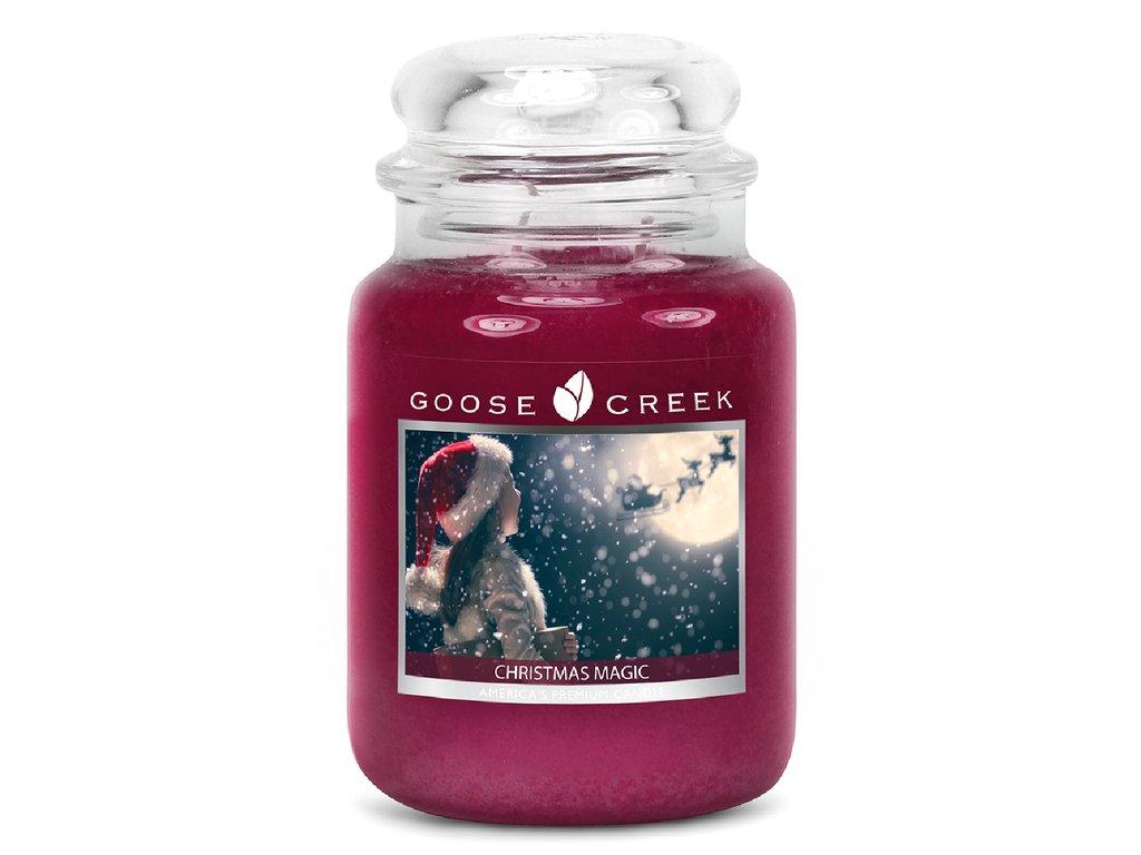 Goose Creek - Christmas Magic  Lumânare parfumată 680 g