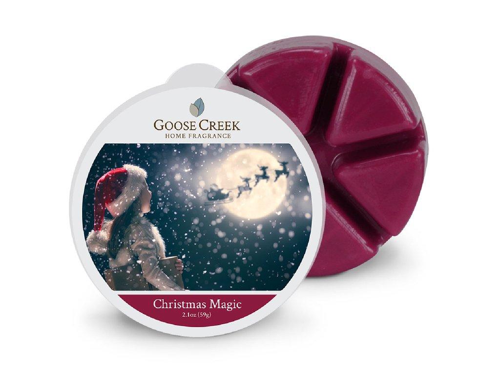 Goose Creek - Magia Crăciunului - Ceară parfumată 59 g