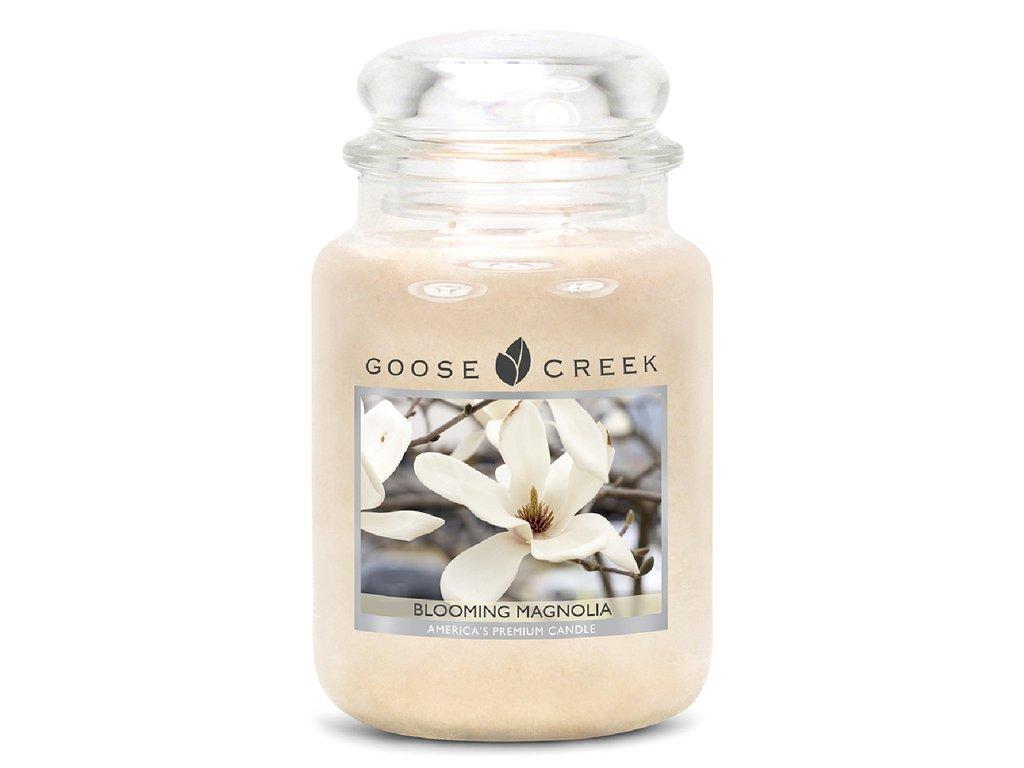 Goose Creek - Blooming Magnolia  Lumânare parfumată 680 g