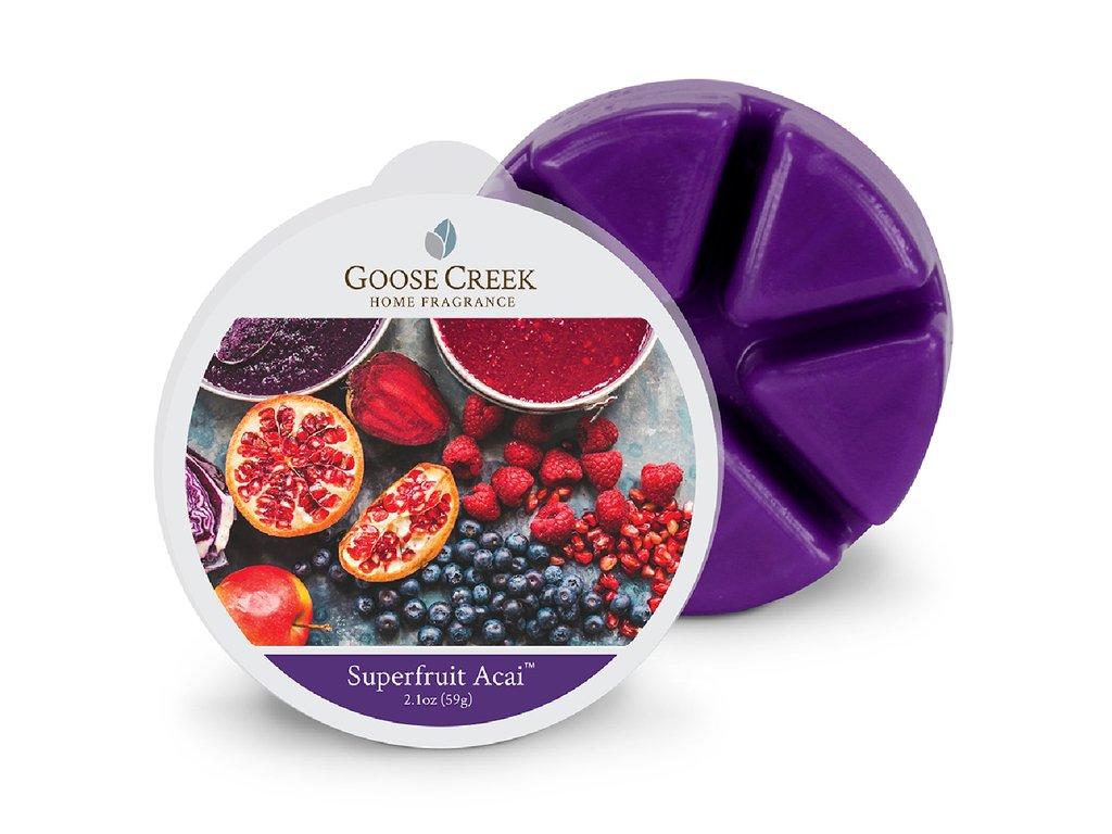 Goose Creek - Superfruit Acai  Ceară pentru lampă de aromaterapie 59 g