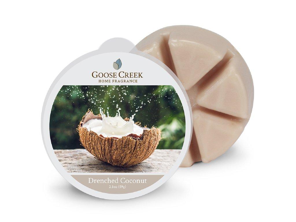 Goose Creek - Drenched Coconut  Ceară parfumată 59 g