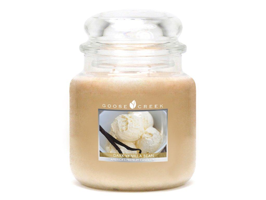 Goose Creek - Boabe de vanilie - Lumânare parfumată 450 g