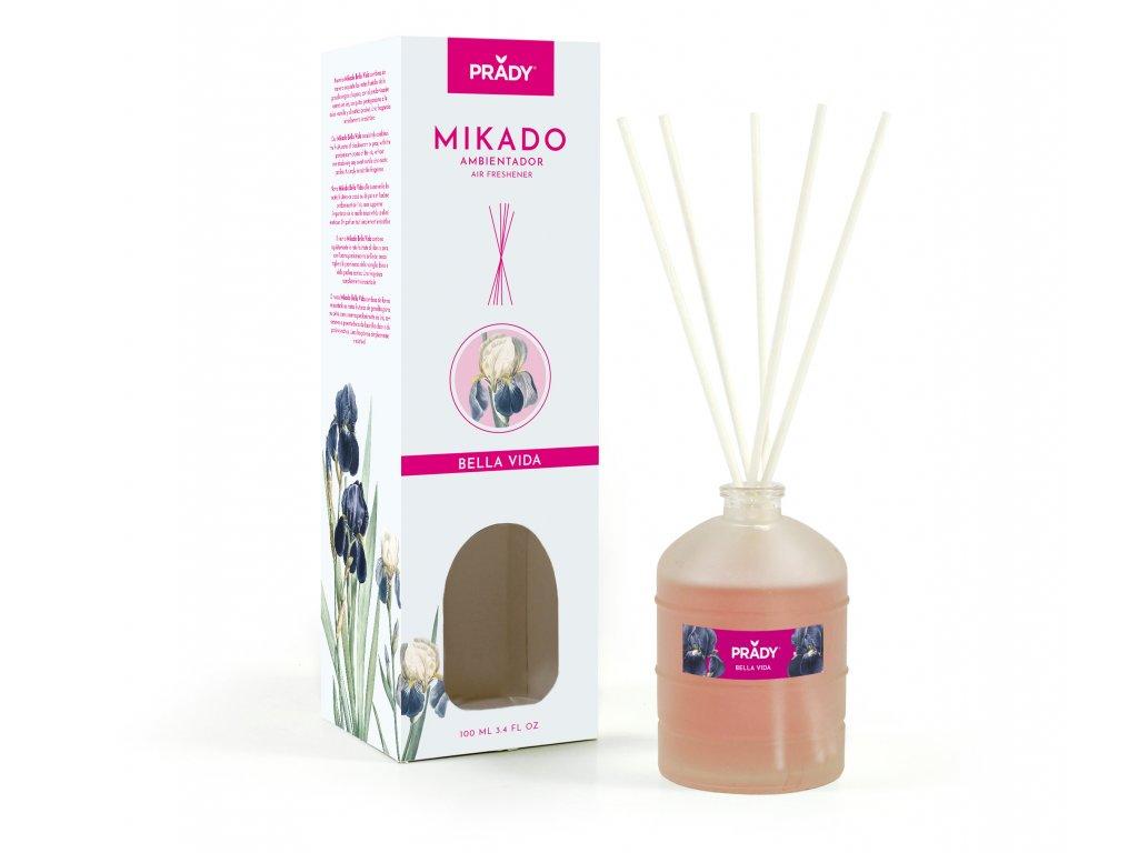 MIKADO - Bella Vida - Difuzor 100 ml
