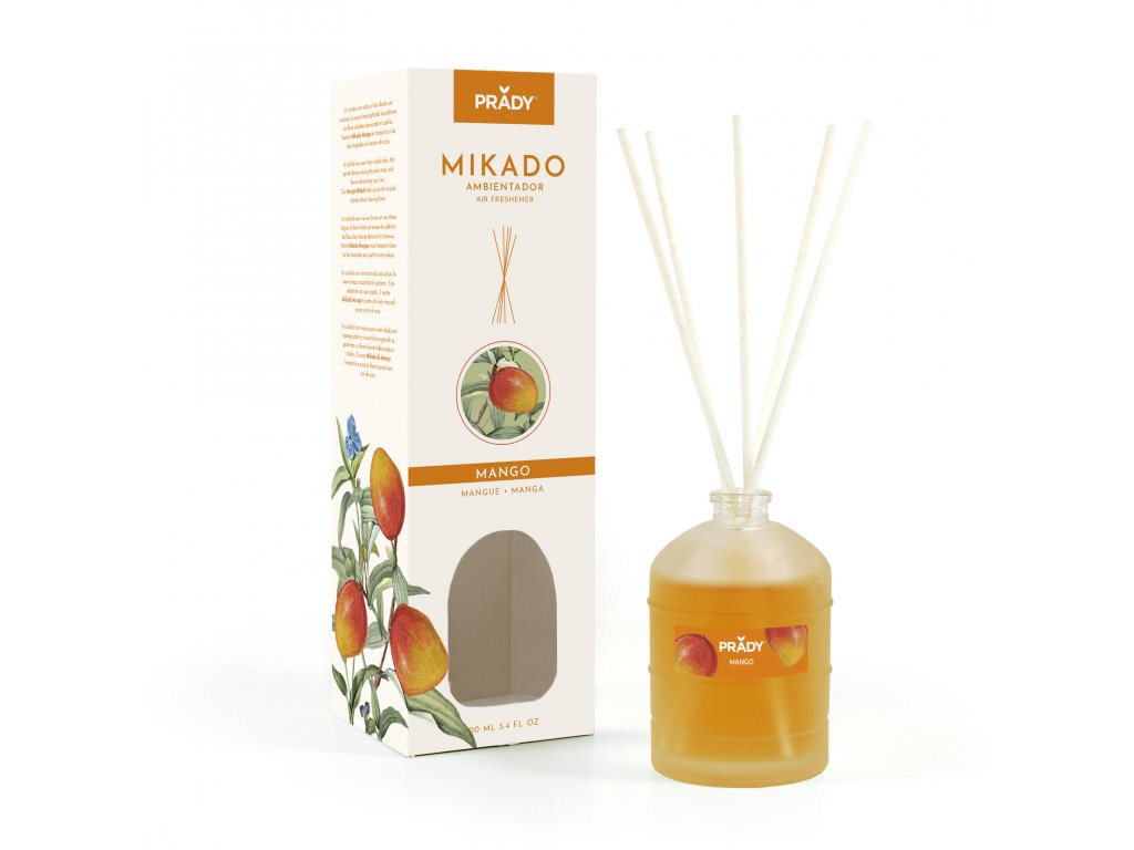 MIKADO - Mango tropical - difuzor 100 ml