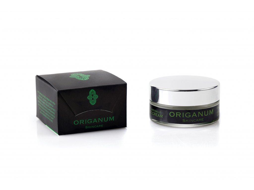 ORIGANUM - Cremă antirid pentru față 50 ml  Crema antirid pentru fata