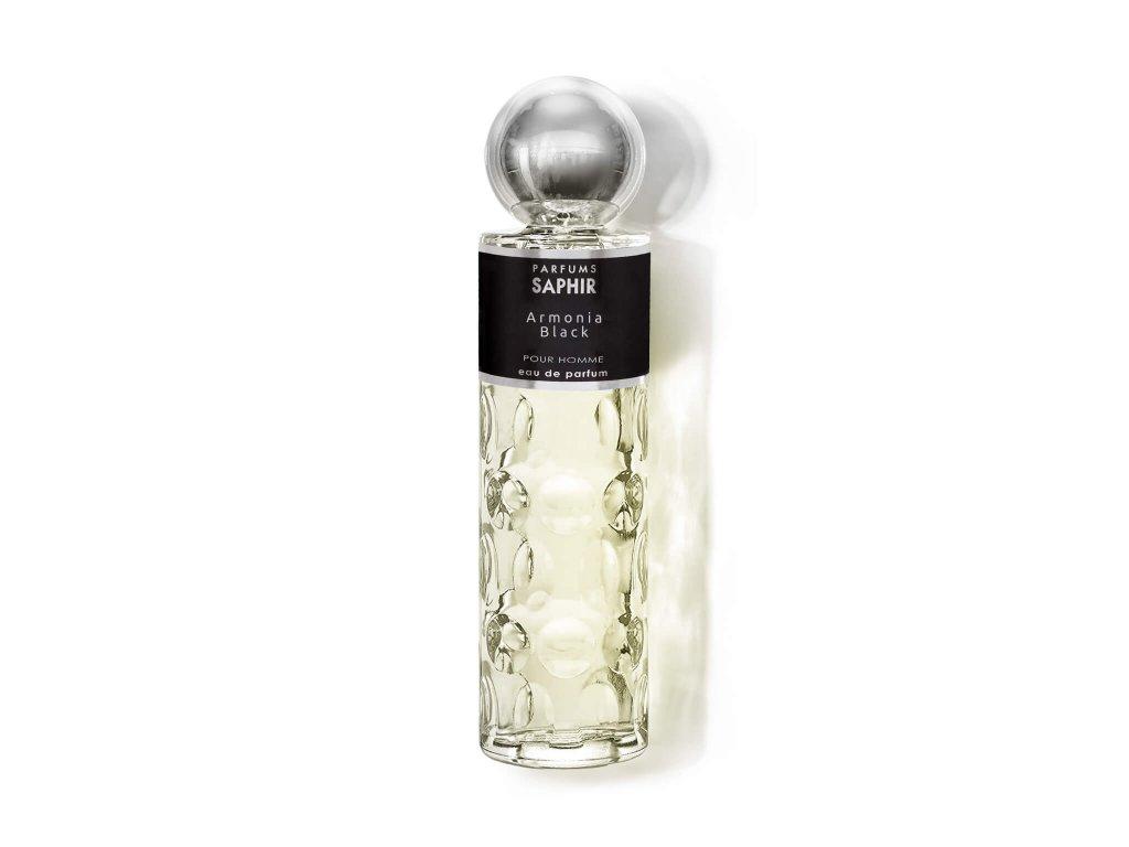 SAPHIR - Armonia Black - eau de parfum pentru bărbați 200 ml