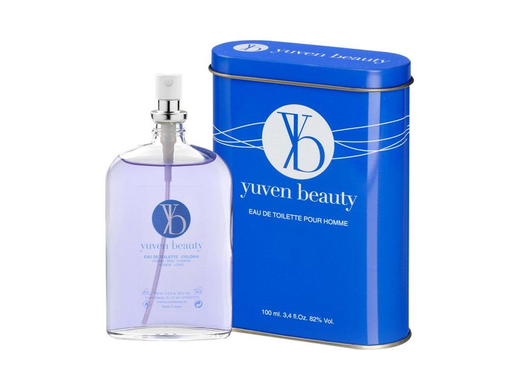 Yuven Beauty 079 - 100 ml - Apă de toaletă pentru bărbați