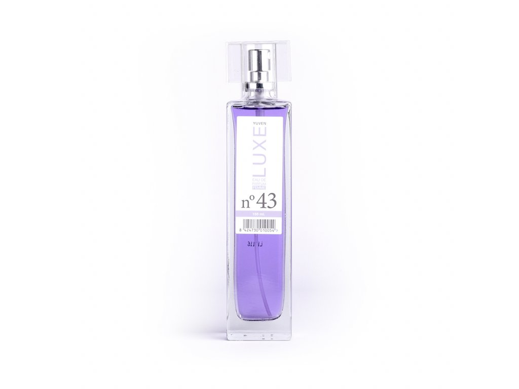 Yuven Luxe 43 - eau de parfum pentru femei 150 ml