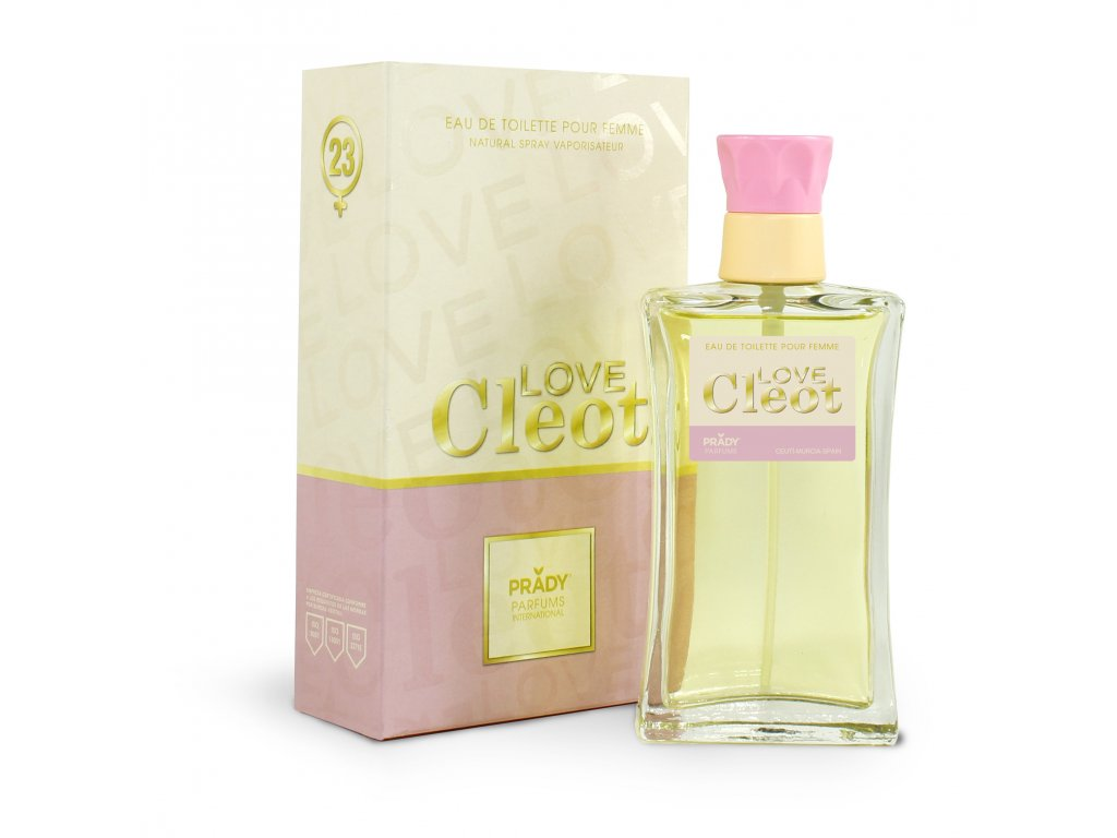 COLONIA LOVE CLEOT FEMME