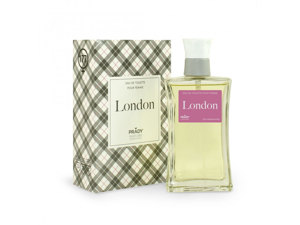 COLONIA LONDON FEMME