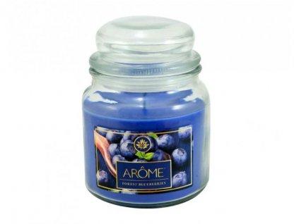 ARÔME - Coacăze negre  Lumânare parfumată 424 g
