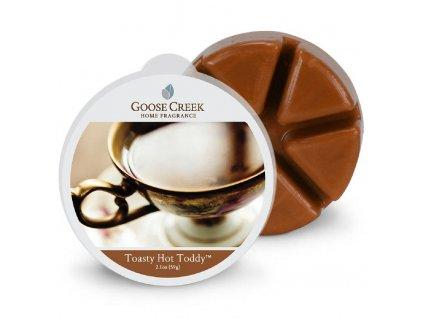 Goose Creek - Toasty Hot Toddy  Ceară parfumată 59 g