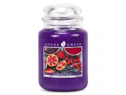 Goose Creek - Super-fructe - Lumânare parfumată 680 g