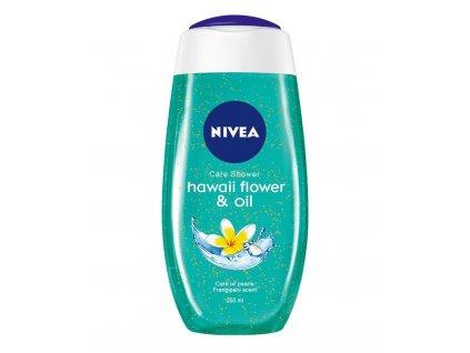 Nivea - Hawaii Flower & Oil  Gel de duș 250 ml