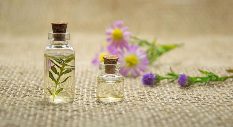 Pomoc éterickými oleji