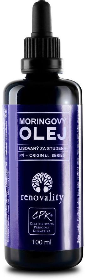 Moringový olej