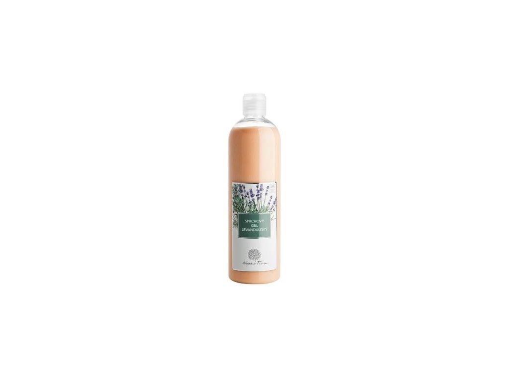 Nobilis Tilia sprchový gel levandulový 500 ml
