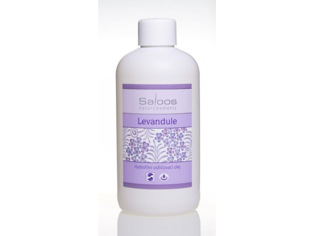 Saloos hydrofilní odličovací olej Levandule