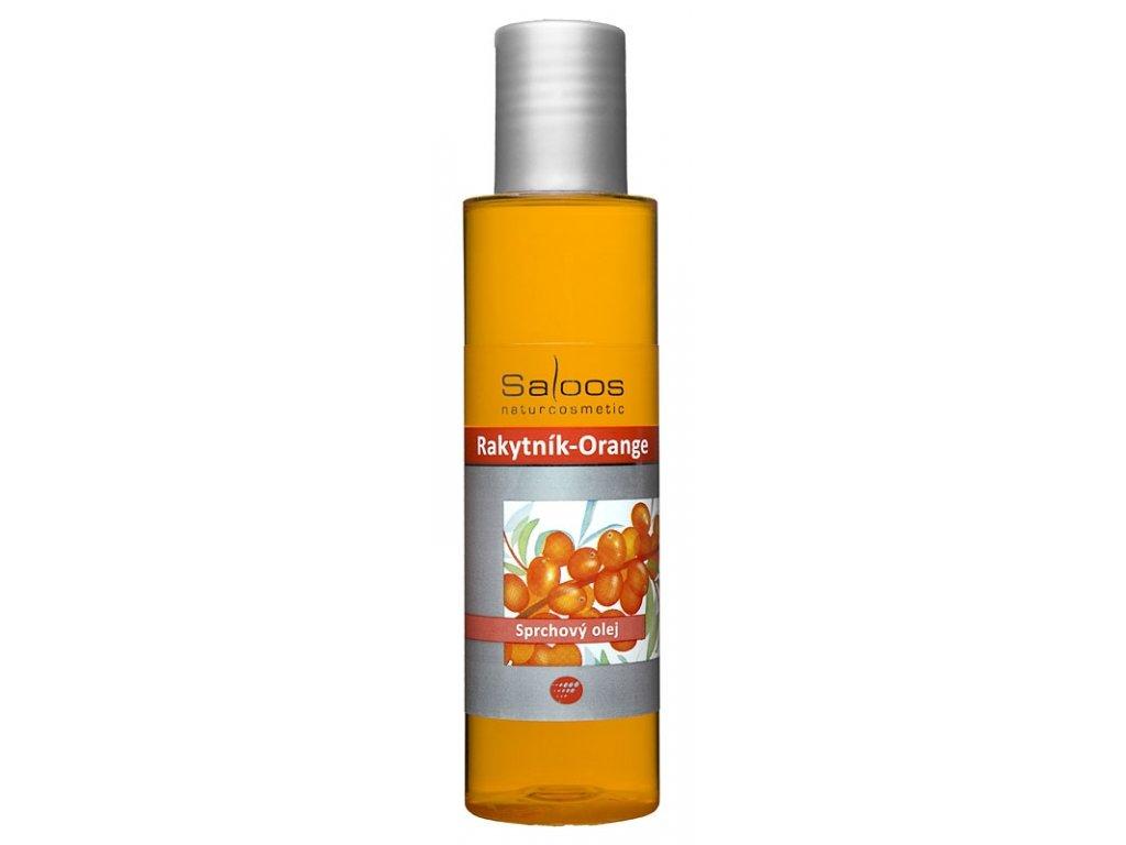 Saloos Rakytník Orange sprchový olej