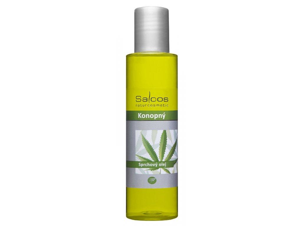 Saloos Konopný sprchový olej