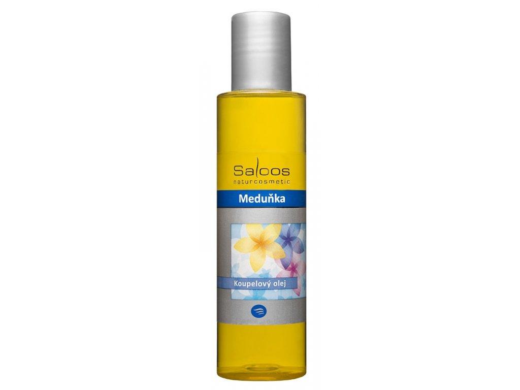 Saloos koupelový olej Meduňka